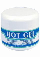 Lubrifiant Hot Gel
